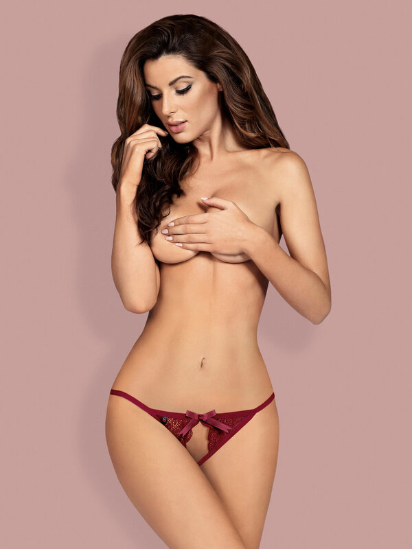 Chilot Obsessive Miamor crotchless panties