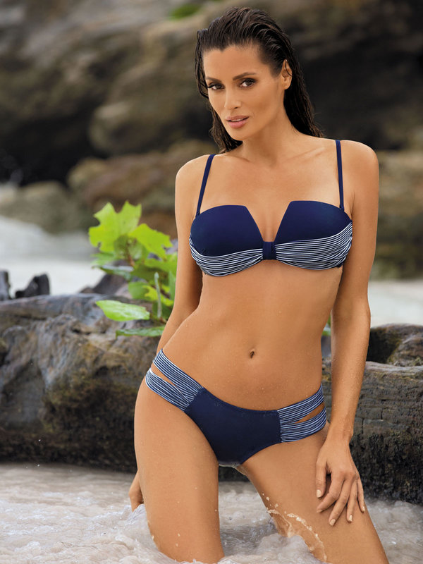 Costum de baie Marko Demi dark blue