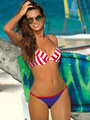 Costum de baie Marko Peggy red