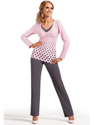 Pijama Sonia - Roz