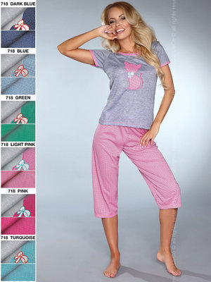 Pijama CoFashion Model 718