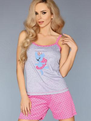 Pijama model 723/1 - Roz