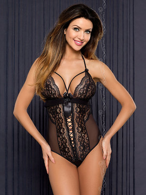 Body Irresistible - Negru
