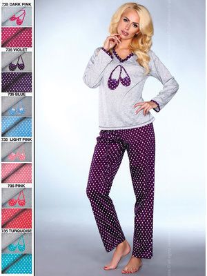 Pijama CoFashion model 735