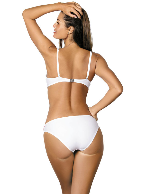 Costum de baie Marko Mandy white