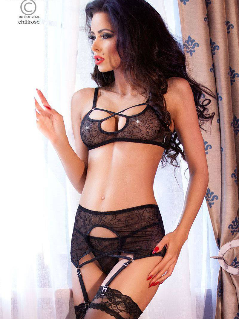 Chilirose Set sexy Isadora