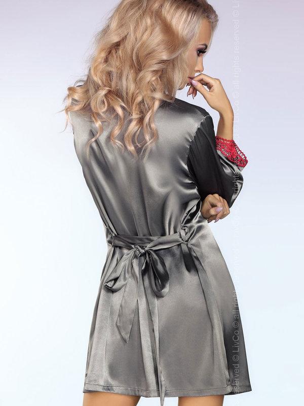 Chemise LivCo Platinum-Red