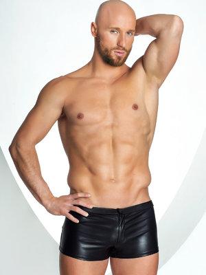 Shorts Sexy - Negru