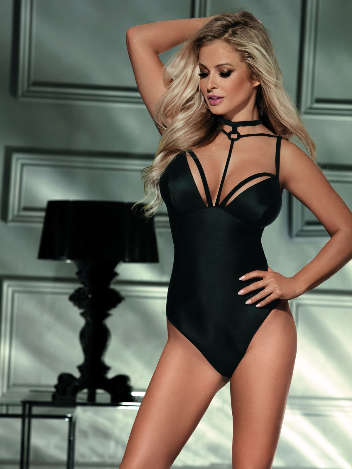Excellent Beauty Body B-222 Negru
