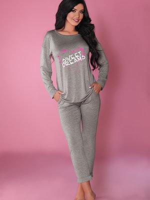 Pijama MODEL 106 - Gri