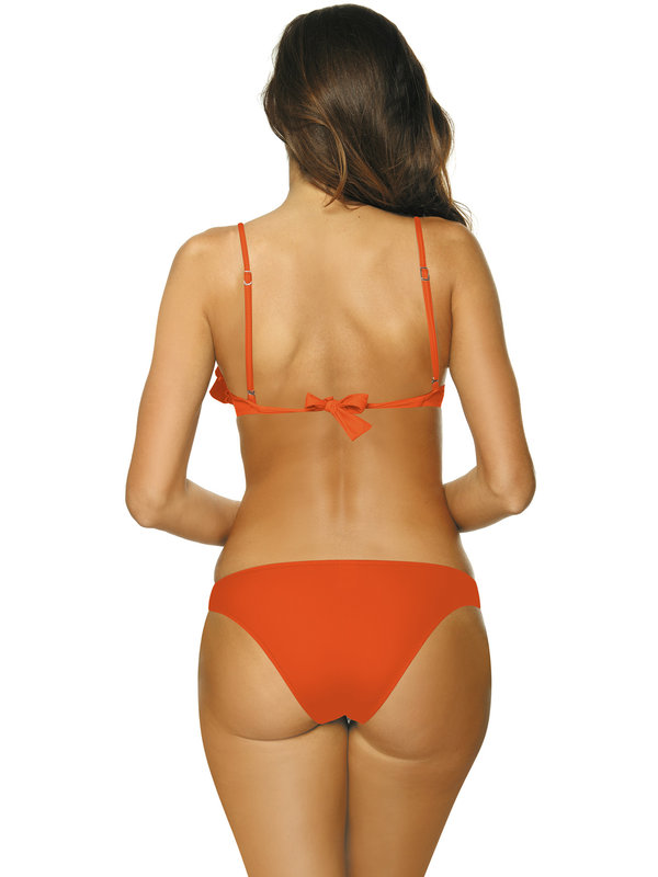 Costum de baie Marko Matylda orange