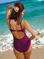 Costum de baie Marko Octavia violet
