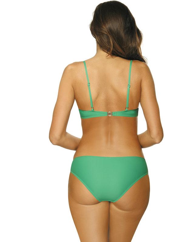 Costum de baie Marko Violetta green