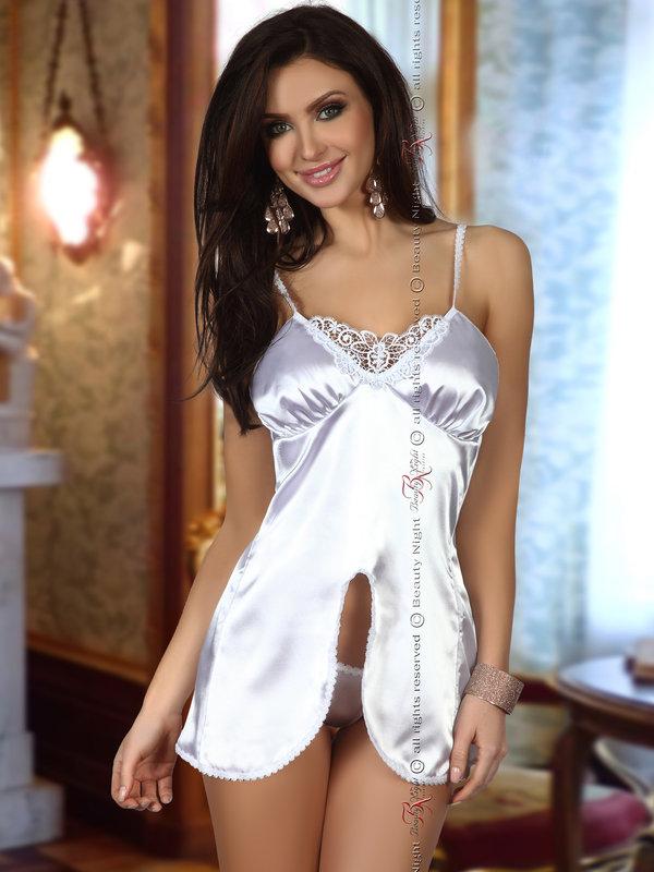 Chemise Beauty Night Mystique chemise white