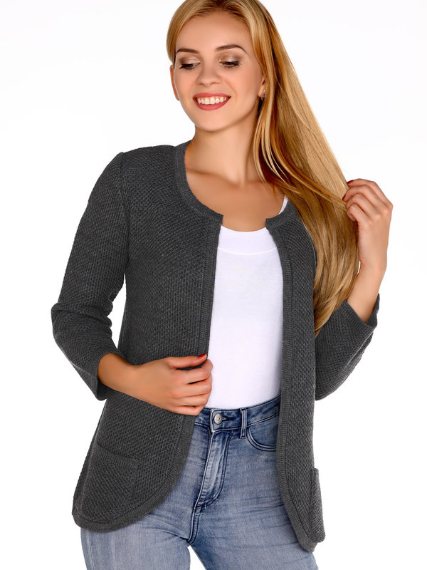 Cardigan Merribel Hetiena Graphite