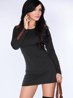 Rochie CG002 - Negru