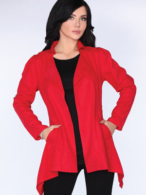 Cardigan Merribel CG026 Red