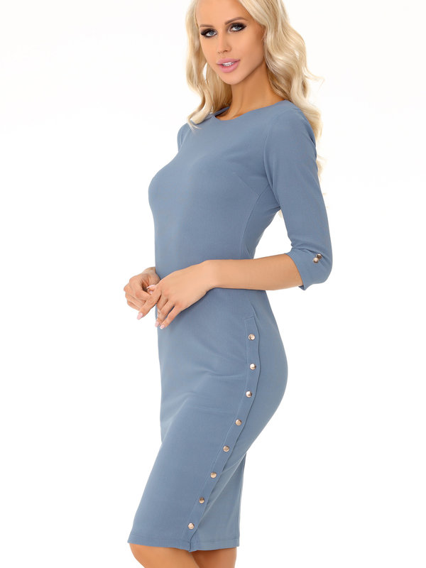 Rochie Merribel Aeroma Blue
