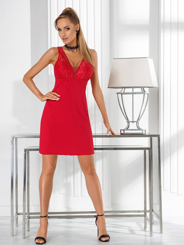 Chemise Donna Jenifer Red