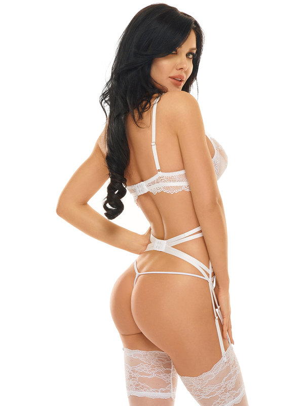 Set sexy Beauty Night Diamond White