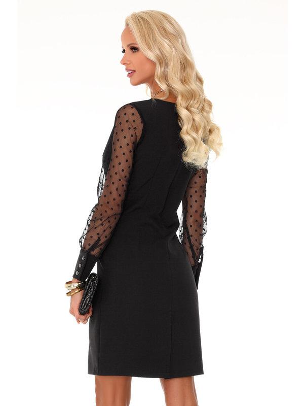 Rochie Merribel Nausica Black 85315