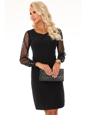 Rochie Nausica Black 85315 - Negru