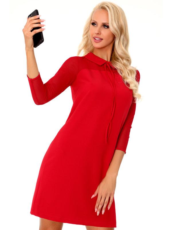 Rochie Merribel Tamari Red 85370