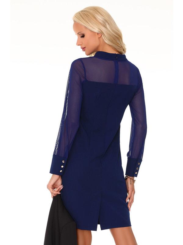 Rochie Merribel Venetiana Dark Blue 85373