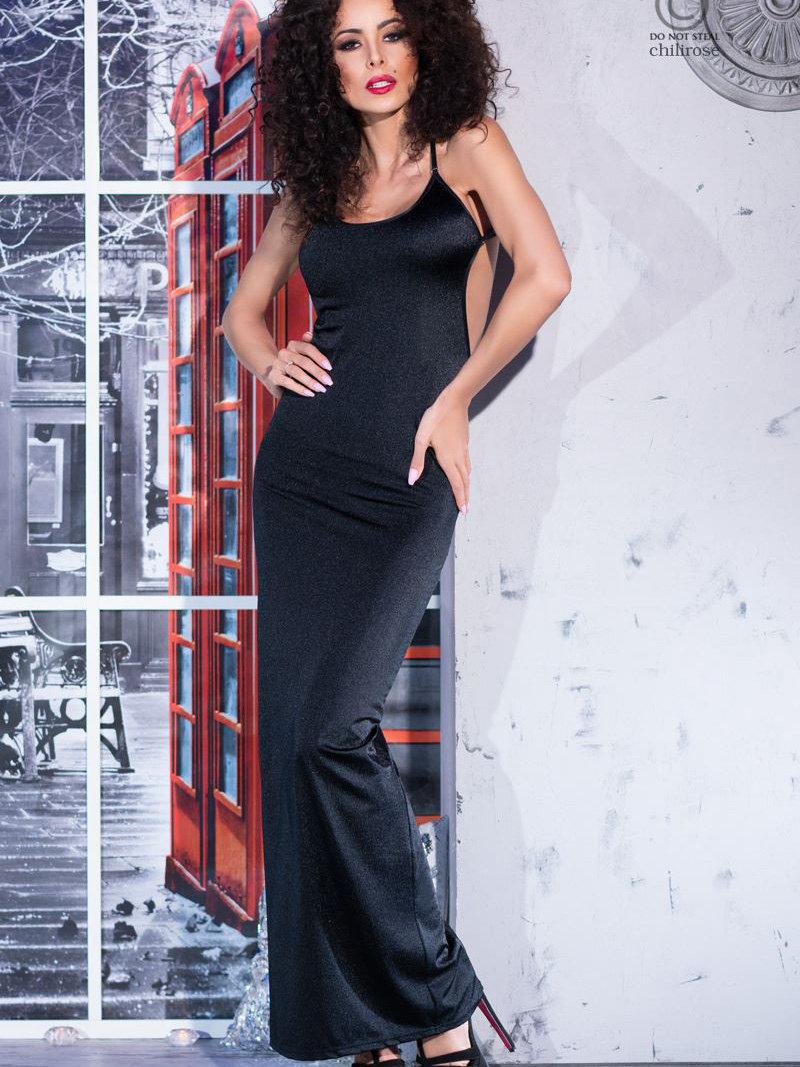 Chilirose Rochie Vera Negru