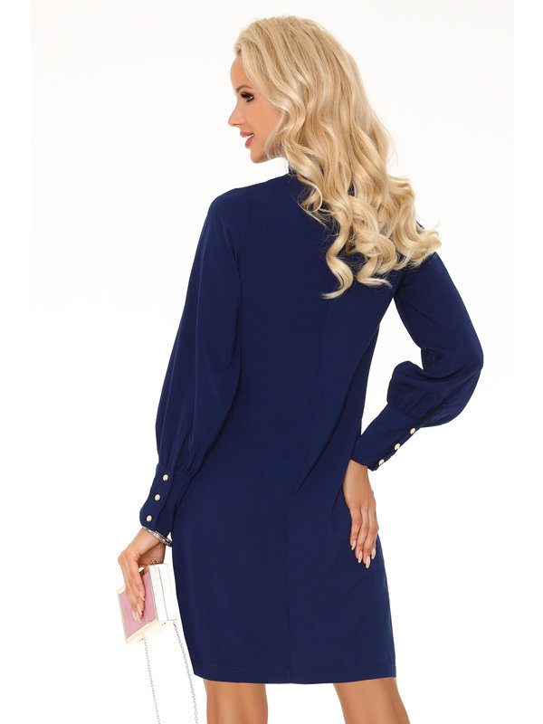 Rochie Merribel Jacominna Dark Blue 85307