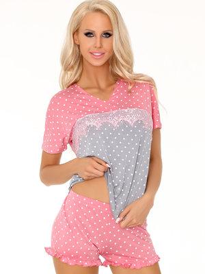 Pijama Glennis - Roz