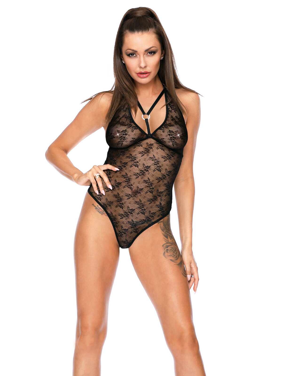 Excellent Beauty Body B-236 Negru