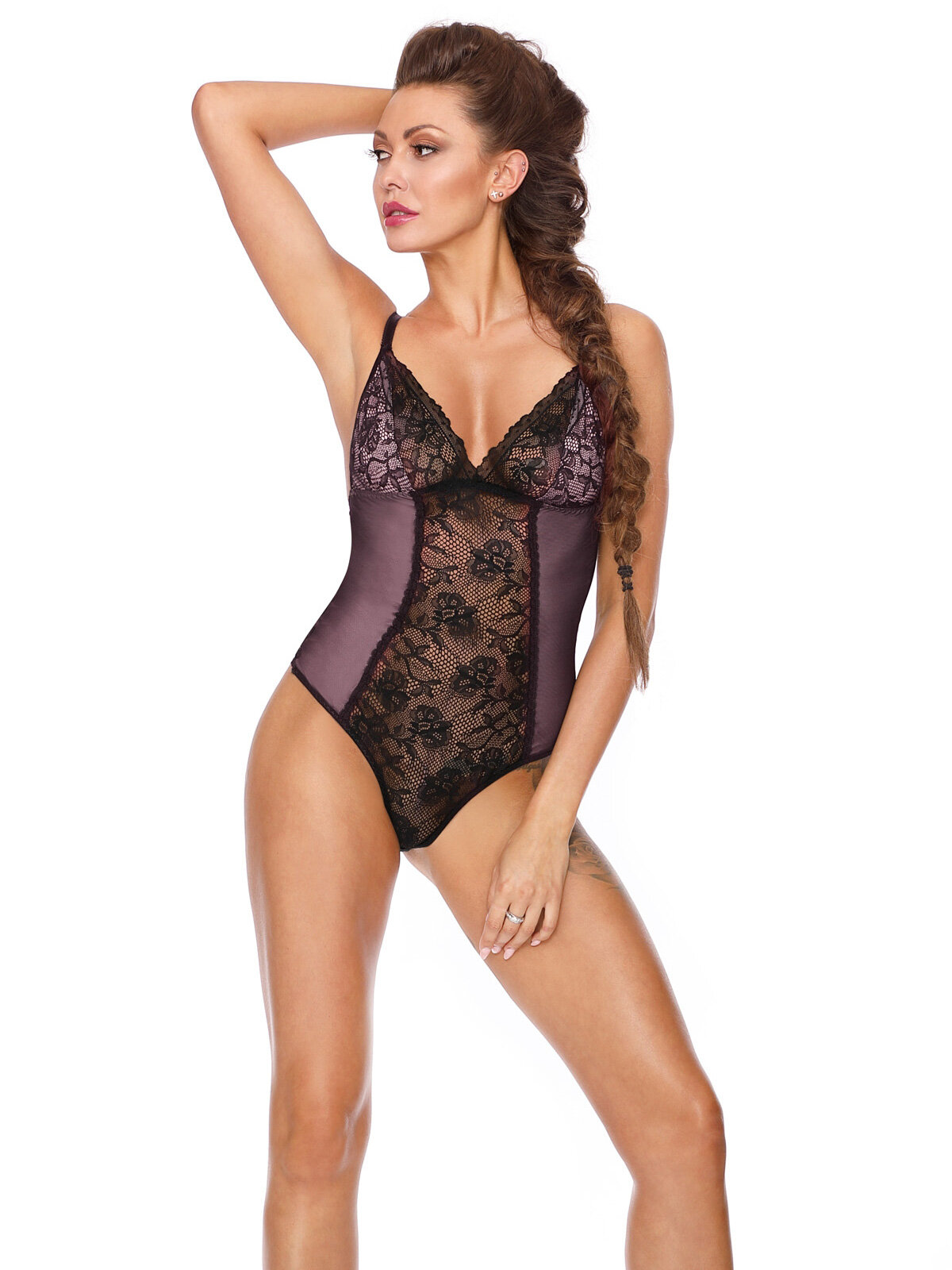 Excellent Beauty Body B-240 Negru