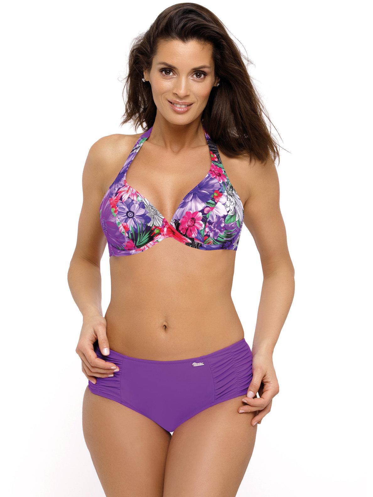 Costum de baie Petra Purple Mov