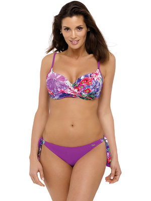 Costum de baie Kimberly Shock Purple - Mov