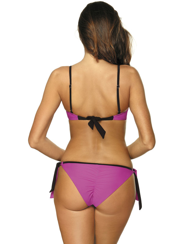 Costum de baie Marko Camilla Shock Purple