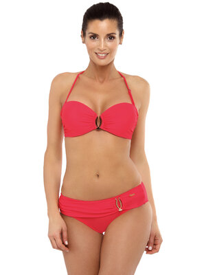 Costum de baie Cameron Shock Red