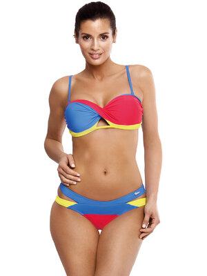 Costum de baie Selena Atlanta - Odalisca - Gialino - Albastru