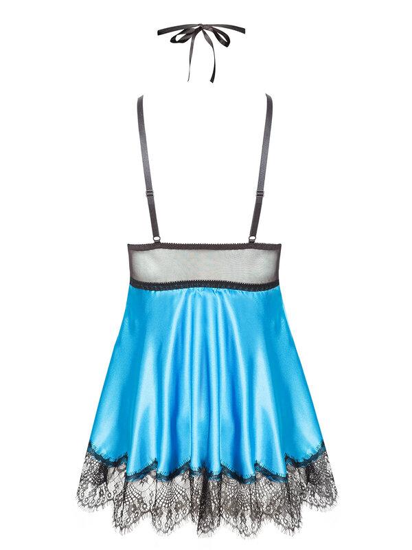 Chemise Beauty Night Eve chemise turquoise