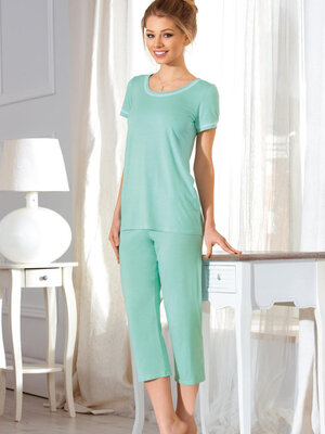Pijama Ivet - Verde