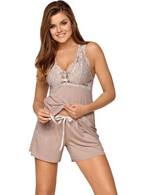 Pijama Joanna B - Bej