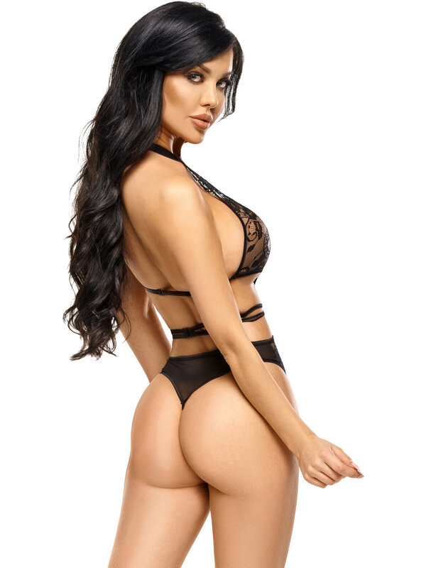 Body Beauty Night Aliyah teddy