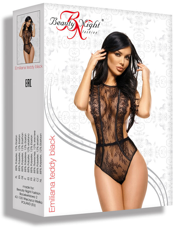 Body Beauty Night Emiliana teddy