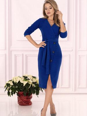 Rochie Granisma C - Albastru