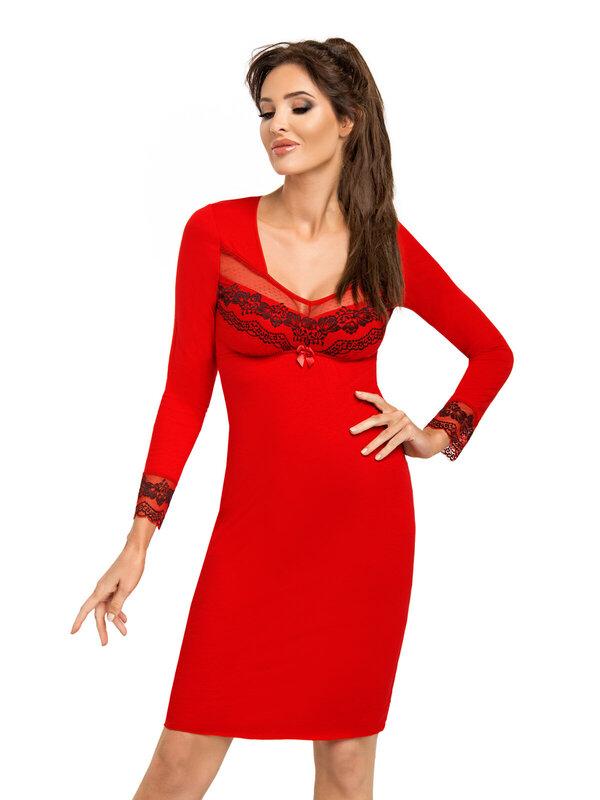 Chemise Donna Jasmine II Red