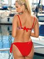 Costum de baie Marko Rozalia Paski-Red