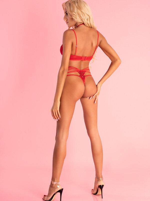 Body LivCo Adelienn Red
