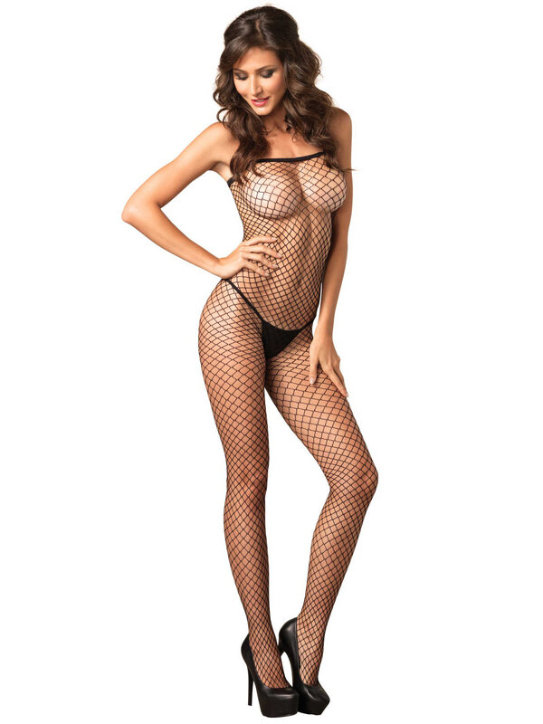 Catsuit Leg Avenue 8375 Fishnet Bodystocking
