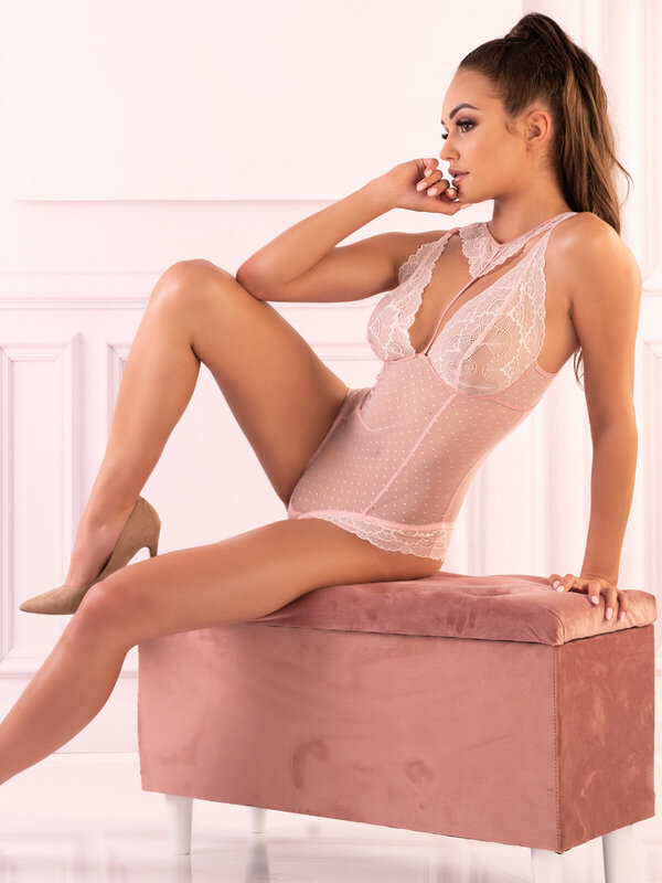 Body LivCo Kreame Pink