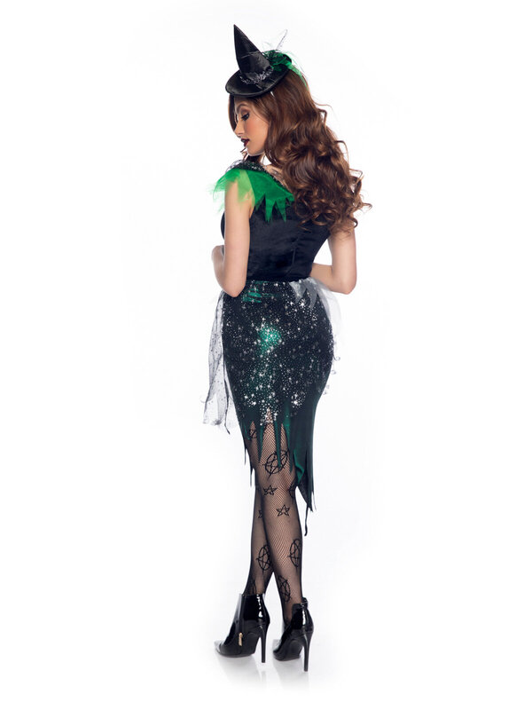Costum Leg Avenue 86816 Wicked Witch